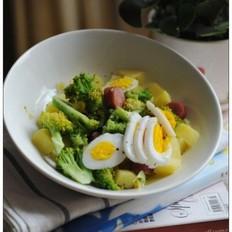 花椰菜土豆沙拉的做法大全