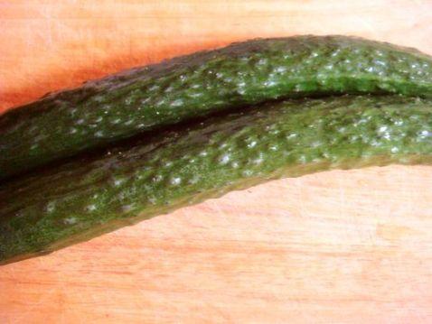 豆瓣小黄瓜的做法大全