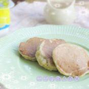 香蕉鸡蛋燕麦饼