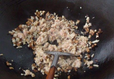 鸡肉香菇米饭紫菜卷怎么吃