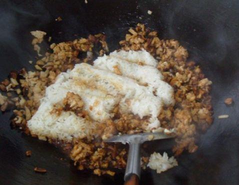 鸡肉香菇米饭紫菜卷怎么做