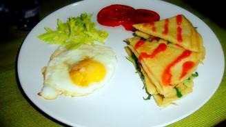 中式三明治的做法