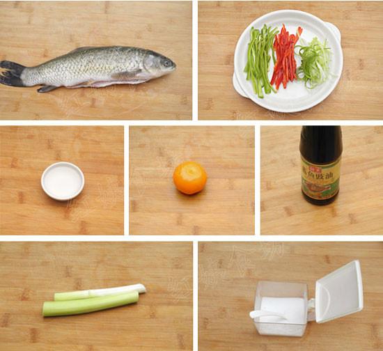 清蒸草鱼的做法大全