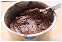 黑巧克力玛芬怎样做