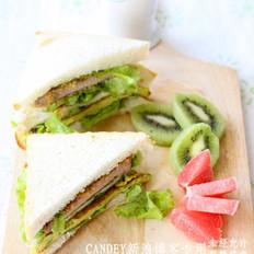 多维营养三明治
