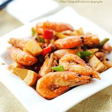笋丁香辣虾