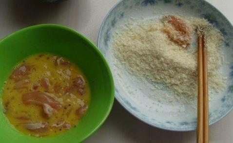 鸡肉胡萝卜卷的家常做法