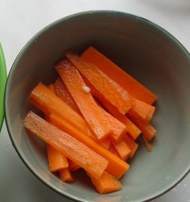 鸡肉胡萝卜卷怎么做