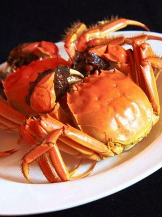 煮大闸蟹的做法