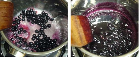 蓝莓酸奶芝士蛋糕的做法大全