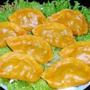 黄金咖喱饺
