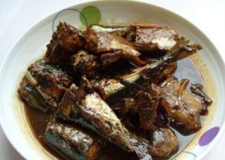 红烧沙丁鱼的做法