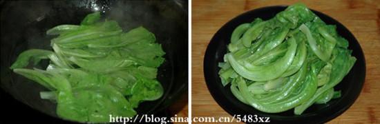 蚝油生菜的做法大全