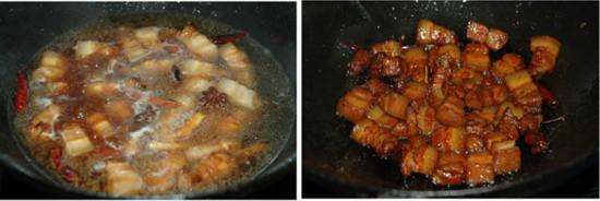 红烧肉怎么吃