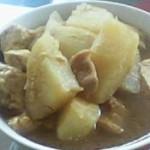土豆炖豆腐