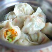 胡萝卜芹菜饺子