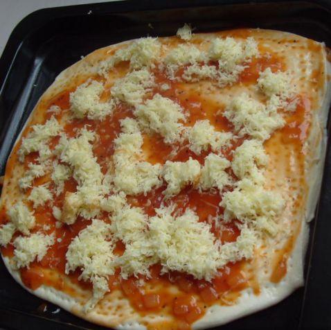 海鲜田园披萨怎么炖