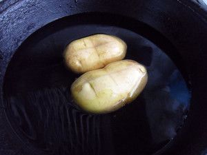 土豆泥饼的做法大全
