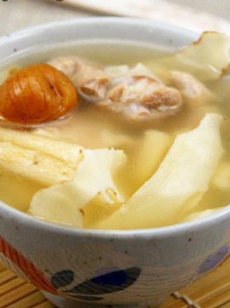 沙参玉竹瘦肉汤的做法