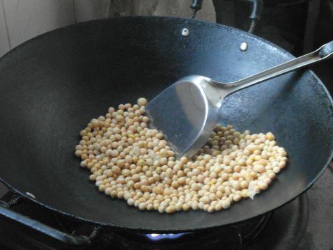 豆香辣椒粉的家常做法