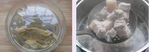 猪肉炖粉条的做法图解