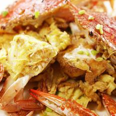 蛋包梭子蟹