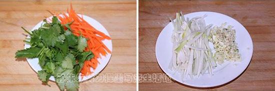 凉拌干豆腐的做法图解