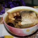 北芪鲫鱼汤