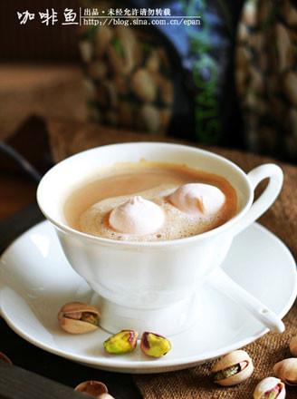 乳脂奶糖奶咖啡的做法