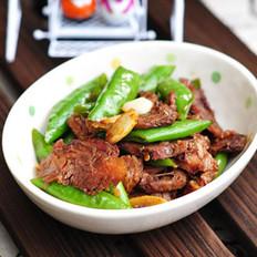 杭椒牛肉片