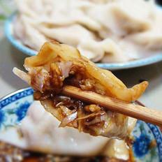 大白菜猪肉水饺的做法大全