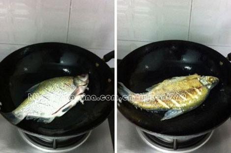 泡椒烧鳊鱼的做法图解