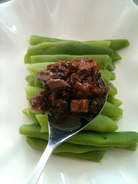 酱香刀豆怎么做