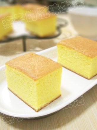 舒芙蕾蛋糕的做法