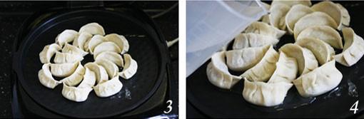三鲜锅贴的做法图解