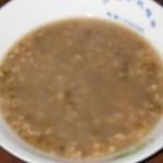 绿豆燕麦白米粥