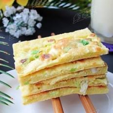 玉米雞蛋餅