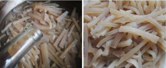 黄豆肉皮冻怎么吃