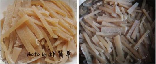 黄豆肉皮冻的简单做法