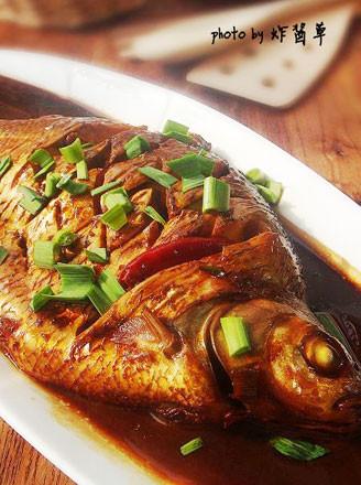 红烧武昌鱼的做法
