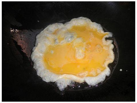 胡萝卜青椒鸡蛋炒饭的家常做法