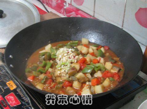 东北乱炖菜怎样煸