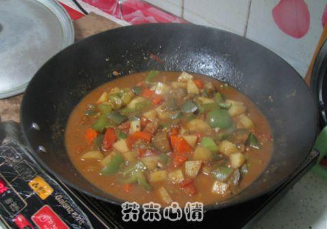 东北乱炖菜怎样做