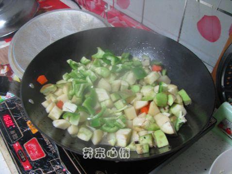 东北乱炖菜怎么煮
