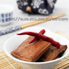 茶香卤豆腐干