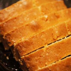 香橙丁磅蛋糕