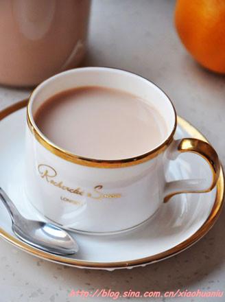 纯香奶茶的做法