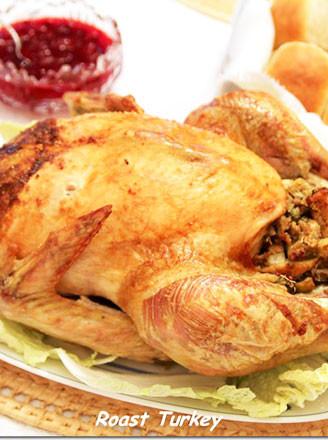 美式烤火鸡的做法