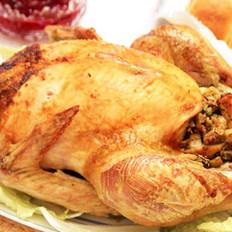 美式烤火鸡