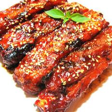 韩式辣烤排骨
